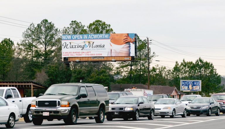 We Have A Billboard