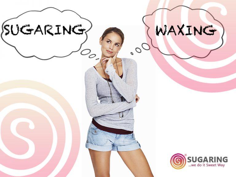 Sugaring Benefits